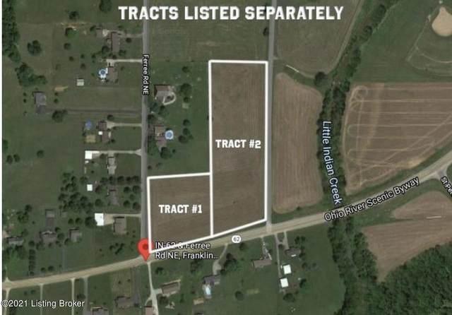 Tract 1 NE Ferree Rd, Lanesville, IN 47136 (#1593097) :: The Stiller Group
