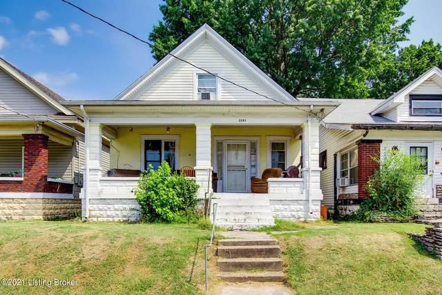 2241 Grand Ave, Louisville, KY 40210 (#1593659) :: The Sokoler Team