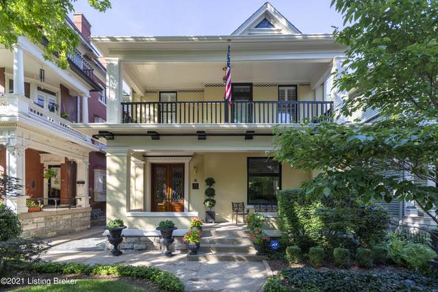 1129 Cherokee Rd, Louisville, KY 40204 (#1594149) :: The Price Group