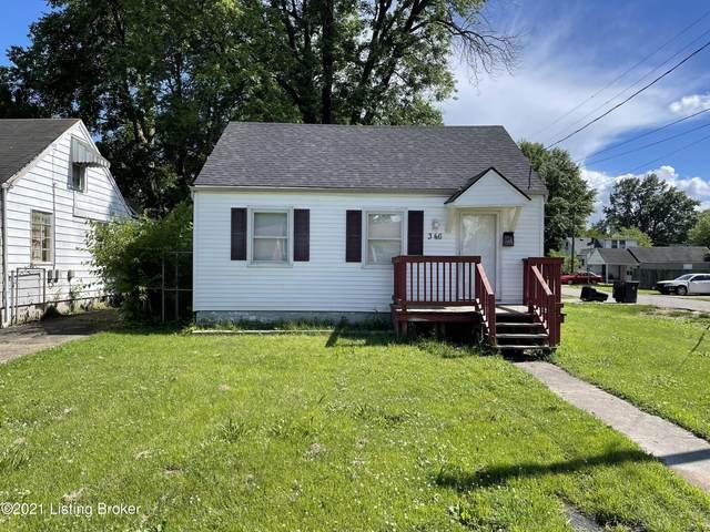 346 Alger Ave, Louisville, KY 40214 (#1594247) :: Herg Group Impact
