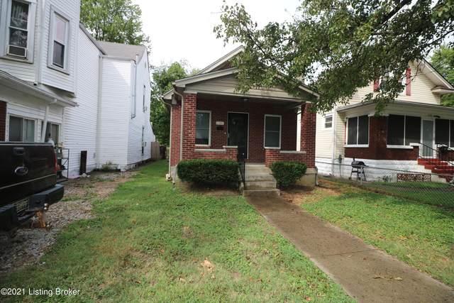 2303 Garland Ave, Louisville, KY 40211 (#1594479) :: The Sokoler Team