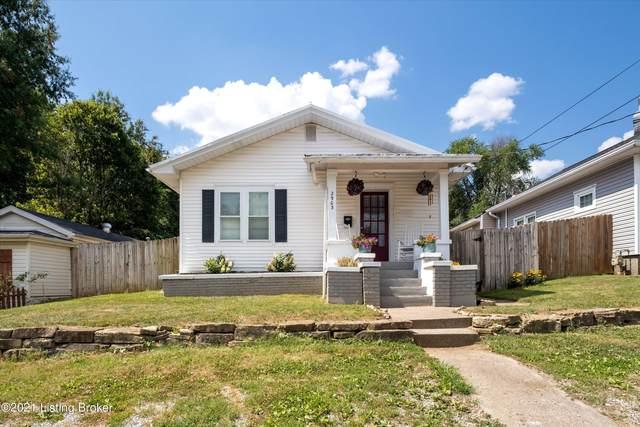2903 Lindsay Ave, Louisville, KY 40206 (#1594946) :: Herg Group Impact