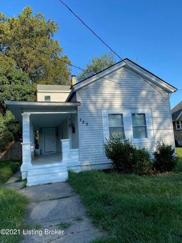 320 N 44th St, Louisville, KY 40212 (#1595457) :: The Stiller Group