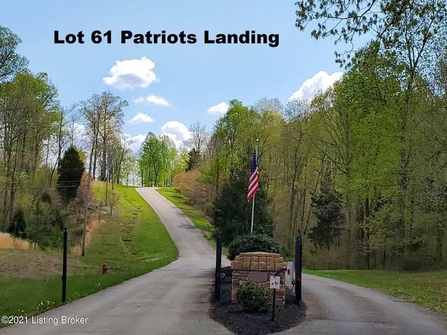 61 Patriots Landing Ln, Falls Of Rough, KY 40119 (#1595497) :: Trish Ford Real Estate Team | Keller Williams Realty