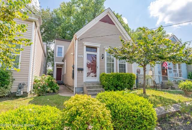 1056 E Saint Catherine St, Louisville, KY 40204 (#1596039) :: The Price Group