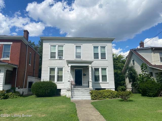 201 W Collins, Louisville, KY 40214 (#1596048) :: Herg Group Impact