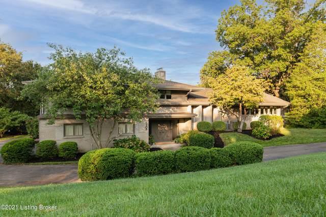 1208 Park Hills Ct, Louisville, KY 40207 (#1596180) :: The Sokoler Team