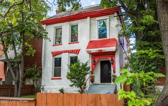 319 E Saint Catherine St, Louisville, KY 40203 (#1596269) :: At Home In Louisville Real Estate Group