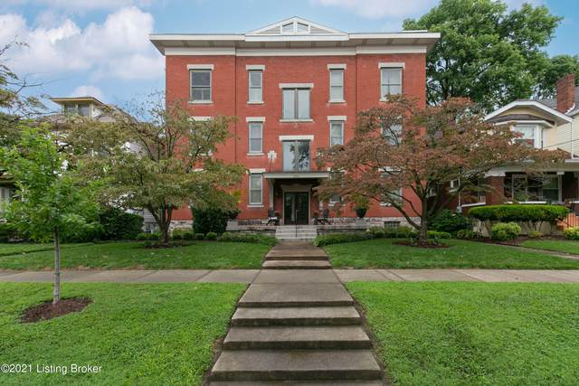 2015 Bonnycastle Ave #301, Louisville, KY 40205 (#1596343) :: The Price Group
