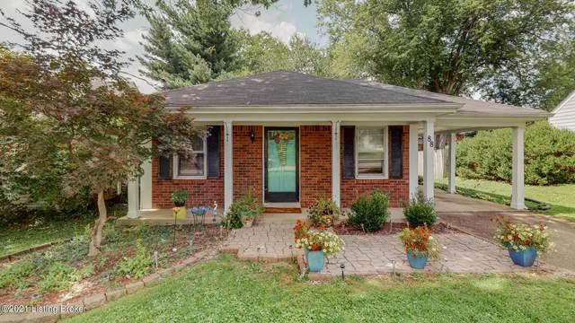 88 Beechwood Ave, Shelbyville, KY 40065 (#1596374) :: The Stiller Group