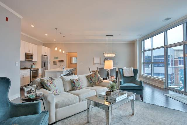 324 E Main St #501, Louisville, KY 40202 (#1596484) :: The Price Group
