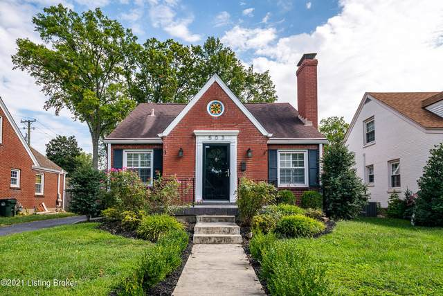 503 Bauer Ave, Louisville, KY 40207 (#1596534) :: Herg Group Impact