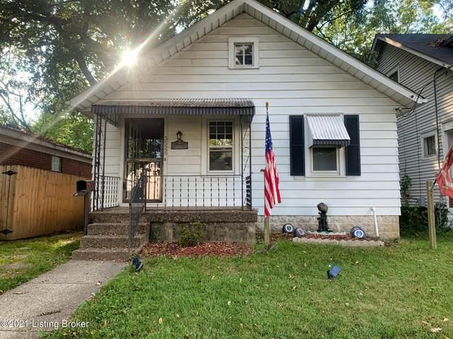 3526 Lentz Ave, Louisville, KY 40215 (#1596560) :: Trish Ford Real Estate Team | Keller Williams Realty