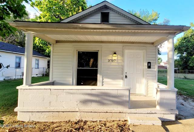 3707 Greenwood Ave, Louisville, KY 40211 (#1596765) :: At Home In Louisville Real Estate Group