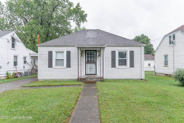 102 E Whitney Ave, Louisville, KY 40214 (#1596781) :: At Home In Louisville Real Estate Group