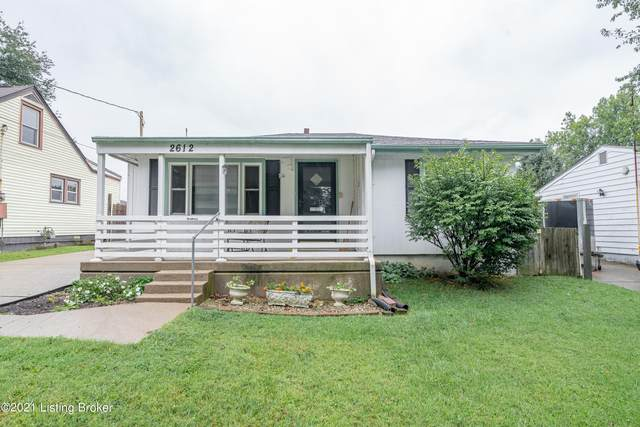 2612 Franklin Ave, Louisville, KY 40216 (#1596784) :: At Home In Louisville Real Estate Group