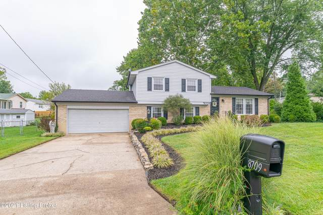 8709 Gainsborough Dr, Louisville, KY 40291 (#1596836) :: At Home In Louisville Real Estate Group