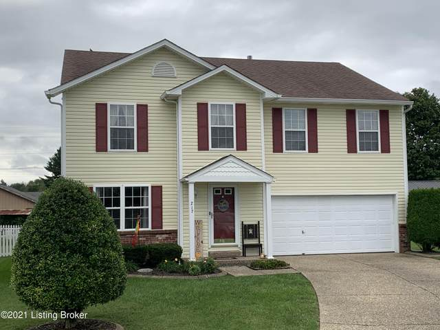 217 Cherokee Cir, Mt Washington, KY 40047 (#1596860) :: At Home In Louisville Real Estate Group