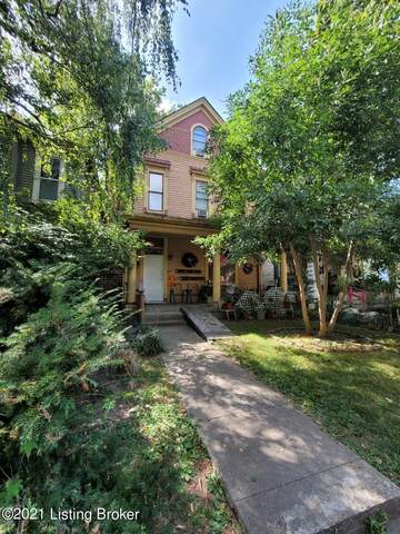 1302 S Floyd, Louisville, KY 40208 (#1596881) :: At Home In Louisville Real Estate Group