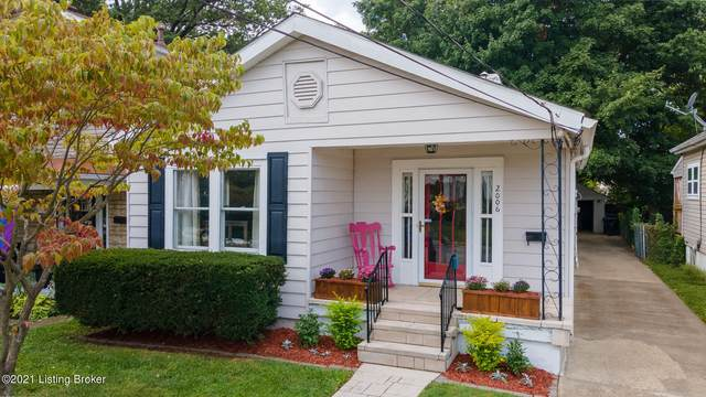 2006 Alexander Ave, Louisville, KY 40217 (#1596907) :: At Home In Louisville Real Estate Group