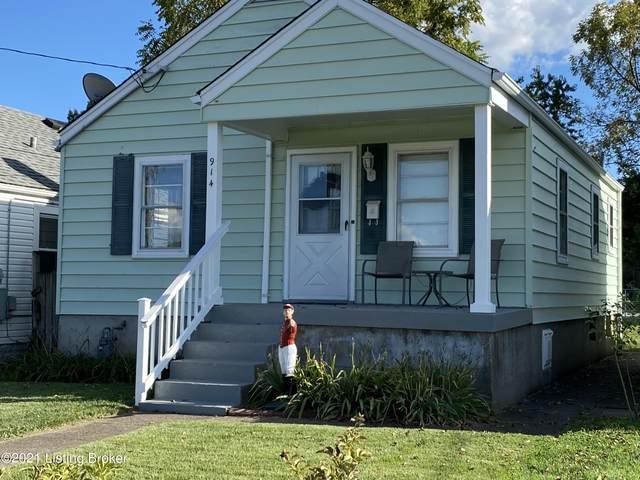 914 Longfield Ave, Louisville, KY 40215 (#1597079) :: Herg Group Impact