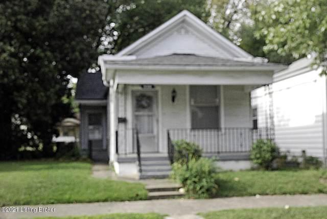 830 Sylvia St, Louisville, KY 40217 (#1597238) :: Herg Group Impact