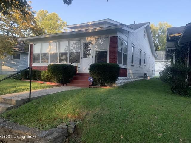 661 Eastlawn Ave, Louisville, KY 40211 (#1597247) :: Herg Group Impact