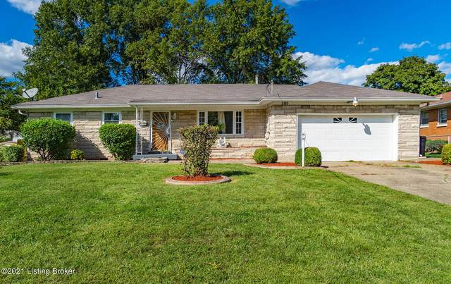 2103 Mary Catherine Dr, Louisville, KY 40216 (#1597422) :: At Home In Louisville Real Estate Group