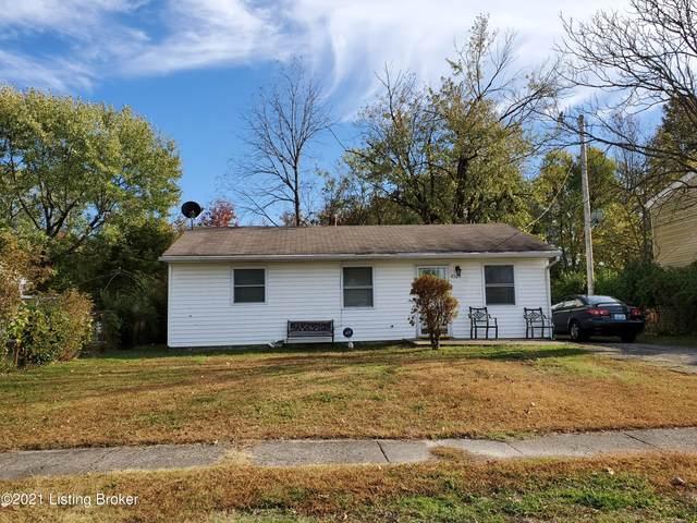 4504 Silverleaf Dr, Louisville, KY 40213 (#1597543) :: Trish Ford Real Estate Team | Keller Williams Realty