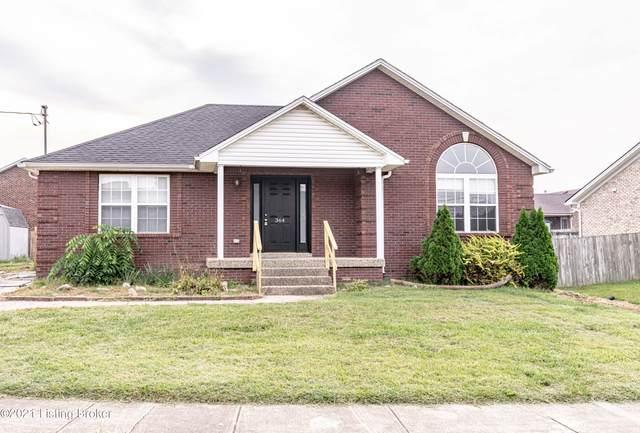 364 Shelby Cir, Louisville, KY 40229 (#1597684) :: Herg Group Impact
