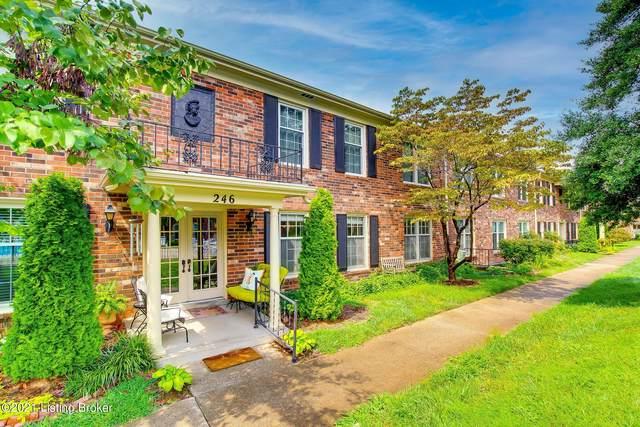 246 Salisbury Square #102, Louisville, KY 40207 (#1597904) :: Trish Ford Real Estate Team   Keller Williams Realty