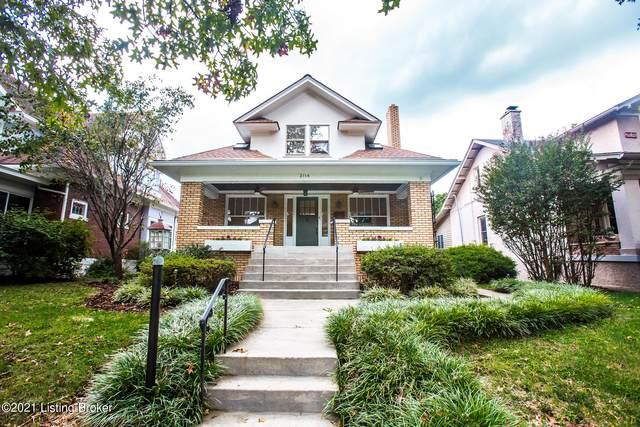 2114 Boulevard Napoleon, Louisville, KY 40205 (#1598178) :: Trish Ford Real Estate Team   Keller Williams Realty