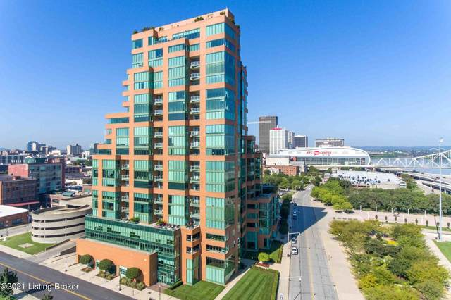 222 E Witherspoon St #307, Louisville, KY 40202 (#1598430) :: Team Panella
