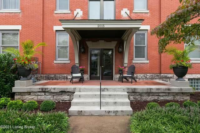 2015 Bonnycastle Ave #301, Louisville, KY 40205 (#1598594) :: Trish Ford Real Estate Team | Keller Williams Realty