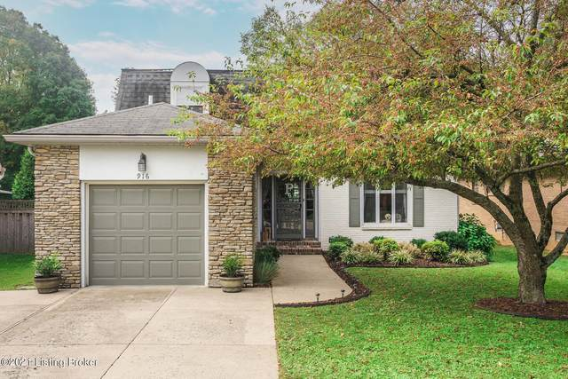916 Fenley Ave, Louisville, KY 40222 (#1598608) :: At Home In Louisville Real Estate Group
