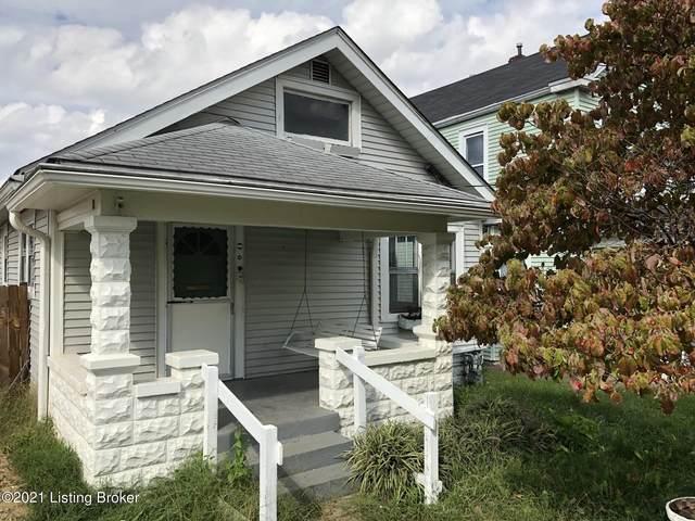 3352 Bohannon Ave, Louisville, KY 40215 (#1598681) :: The Stiller Group