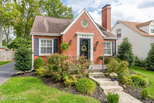 503 Bauer Ave, Louisville, KY 40207 (#1598686) :: Trish Ford Real Estate Team   Keller Williams Realty