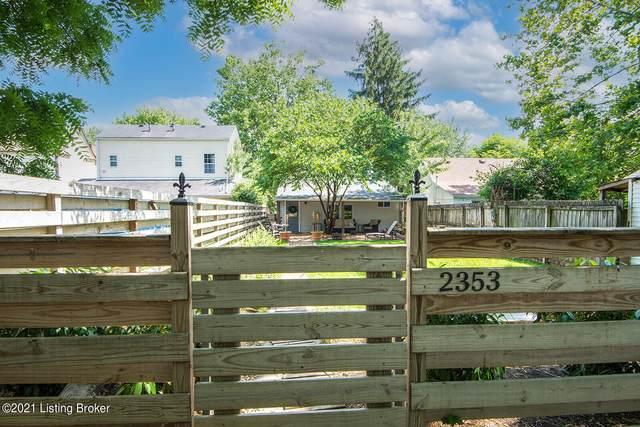2353 Payne St, Louisville, KY 40206 (#1598715) :: Trish Ford Real Estate Team   Keller Williams Realty