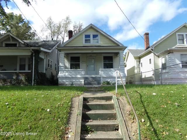 120 S. 38Th. St, Louisville, KY 40212 (#1598732) :: The Stiller Group