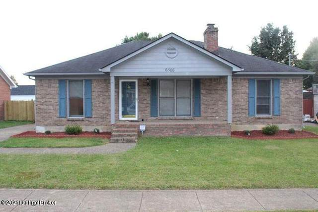 6506 Bluegill Blvd, Louisville, KY 40229 (#1598780) :: At Home In Louisville Real Estate Group