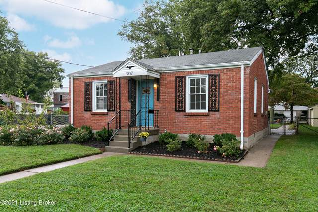 907 Wagner Ave, Louisville, KY 40217 (#1598802) :: The Stiller Group