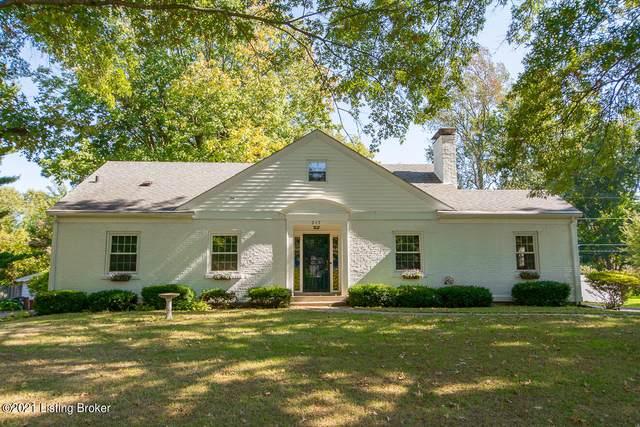 217 Woodcleft Rd, Louisville, KY 40222 (MLS #1599089) :: Elite Home Advisors