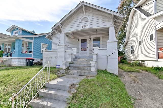 2348 Lansdowne Ave, Louisville, KY 40217 (#1599100) :: Herg Group Impact