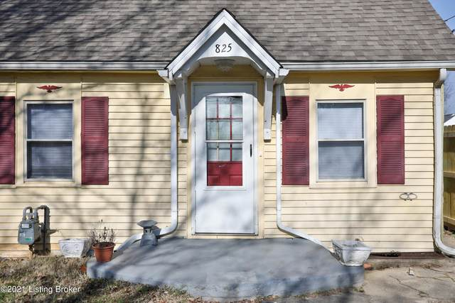 825 W Whitney Ave, Louisville, KY 40215 (#1599245) :: Herg Group Impact