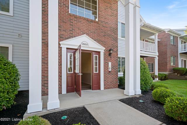 2603 Bradford Commons Dr #103, Louisville, KY 40299 (#1599290) :: Trish Ford Real Estate Team | Keller Williams Realty