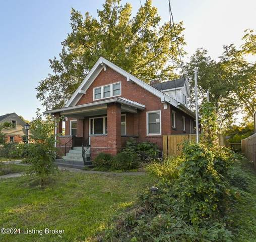 112 Weisser Ave, Louisville, KY 40206 (#1599319) :: At Home In Louisville Real Estate Group