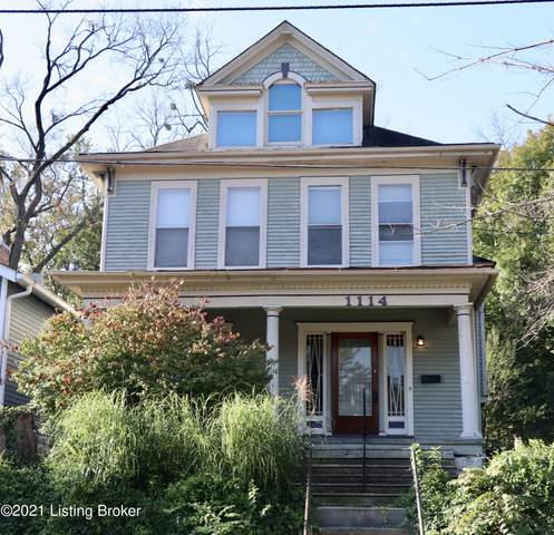 1114 Hilliard Ave, Louisville, KY 40204 (#1599322) :: Herg Group Impact