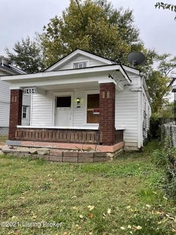 1404 Walter Ave, Louisville, KY 40215 (MLS #1599439) :: Elite Home Advisors