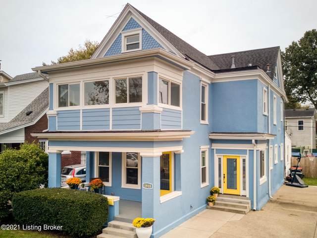 1918 Rutherford Ave, Louisville, KY 40205 (MLS #1599443) :: Elite Home Advisors