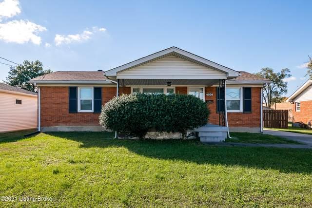 4104 Estate Dr, Louisville, KY 40216 (#1599525) :: Team Panella